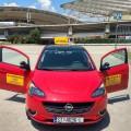 Opel Corsa crvena