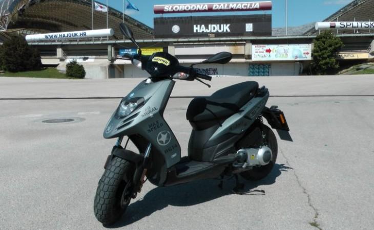 Autoškola Hajduk - A1 kategorija