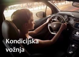 Autoškola Hajduk - kondiciona vožnja