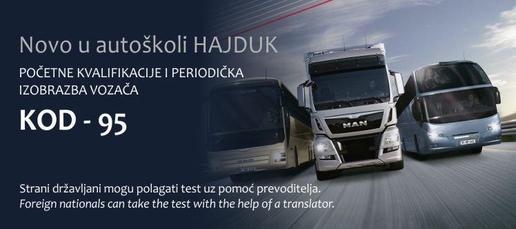 Autoškola Hajduk - Vožnja svaki dan